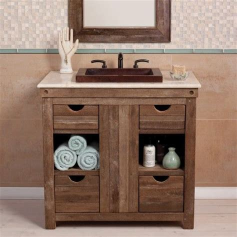 Funky Bathroom Furniture This Rustic Vanity Faucetsnfixtures Vanities We Vanities Funky