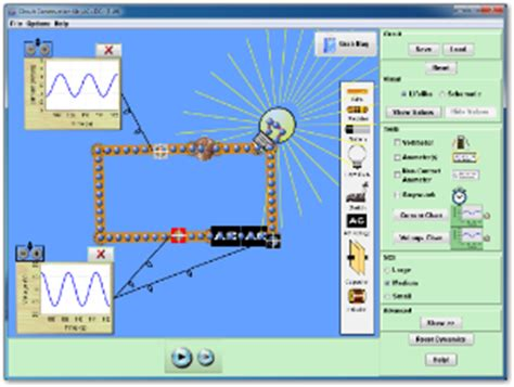 phet capacitor lab simulation phet circuit simulation lab ac and dc