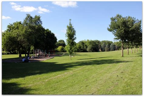 iowa city park a summer day at kiwanis park iowa city
