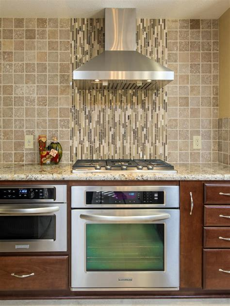 kitchen backsplash materials 30 trendiest kitchen backsplash materials hgtv