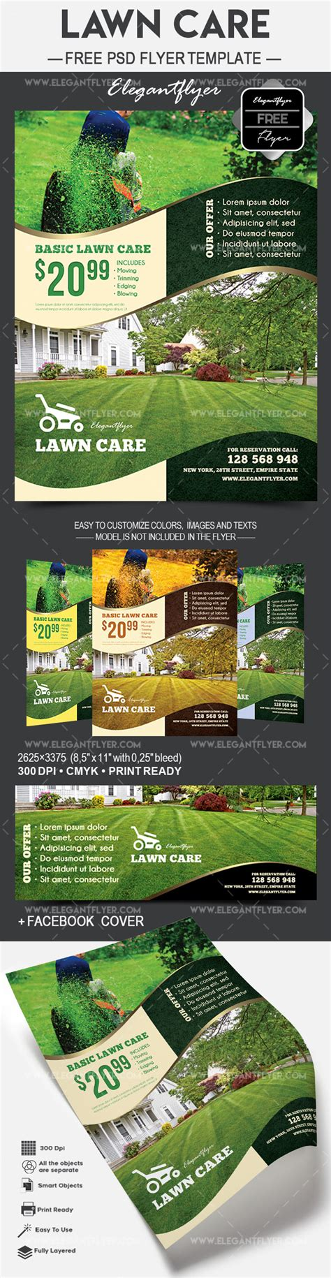 Where Can I Get A Free Cv Template by Search Results Lawn Service Flyer Template Free Template