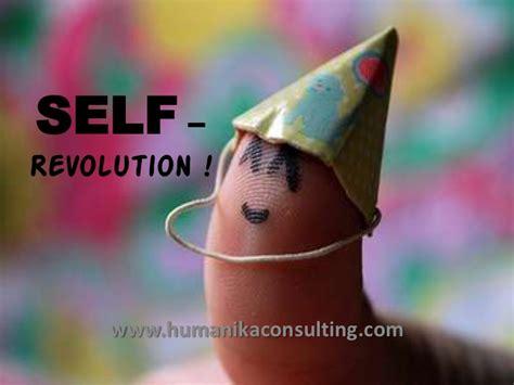 Self Revolution self revolution