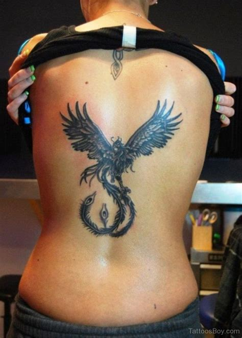 simple phoenix tattoo designs pictures a category wise
