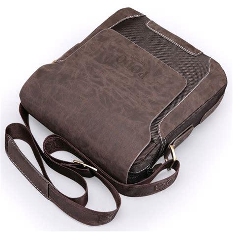 Tas Dompet Pria Leather Handbag Omhapcbr polo tas selempang pria model vertical large brown jakartanotebook