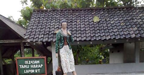 profil desa wisata jamu gendong