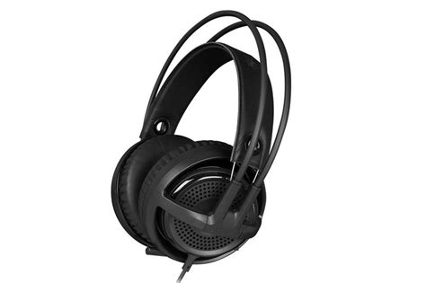 Dijamin Steelseries Siberia V3 Black steelseries siberia v3 gaming headset black