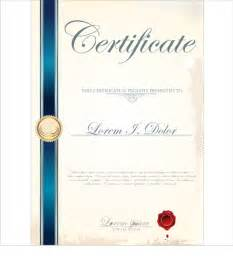 vector certificate template 03 vector cover free download