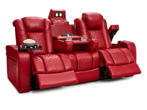 leather home theater sofa home theater sofa seatcraft anthem home theater sectional