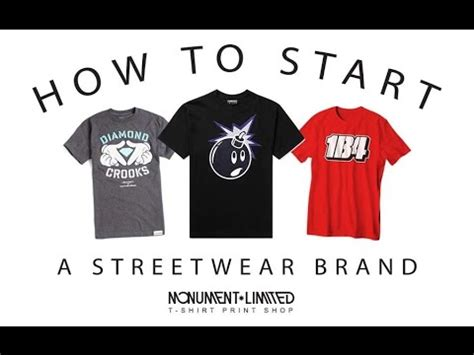 What Makes A Clothing Brand - how to make it start in streetwear blue soul clothing