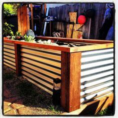 Colorbond Planter Boxes by 1000 Images About Fencing On Wire Fence