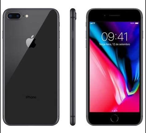 iphone 8 plus 64 gb apple spice gray preto r 4 898 99 em mercado livre