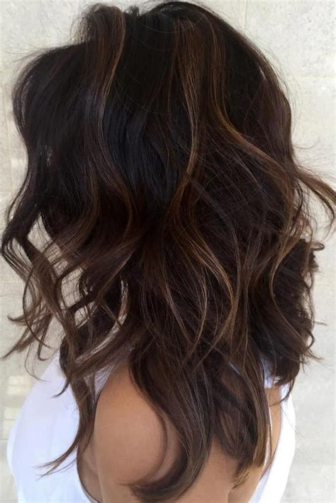 sexy hair styel 25 best ideas about medium hair highlights on pinterest