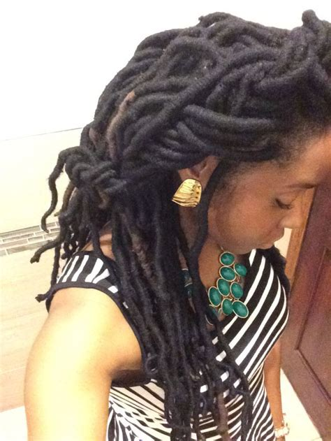 african faux locs hairstyle marley hair 90 best faux locs images on pinterest hair dos
