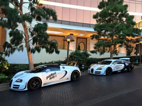 Lamborghini Dealer San Diego Goldrush Rally 7 Descends On Las Vegas From San Diego