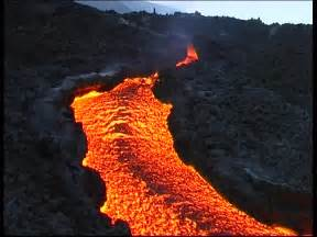 volcanic eruption of lava etna sicily sd