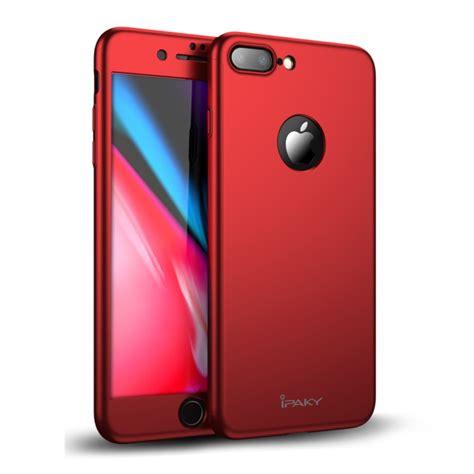 Hardcase Ipaky Iphone 7plus ipaky beskyttelsesfilm iphone 8 plus