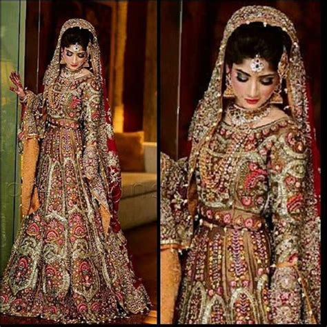 wedding collection for ali xeeshan bridal dresses wedding
