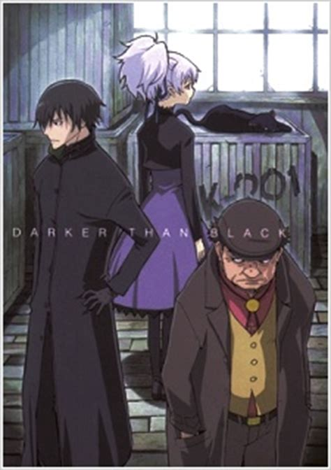 List Anime Dengan Kekuatan Mata Darker Than Black Bd Sub Indo Episode 1 25 End Ova