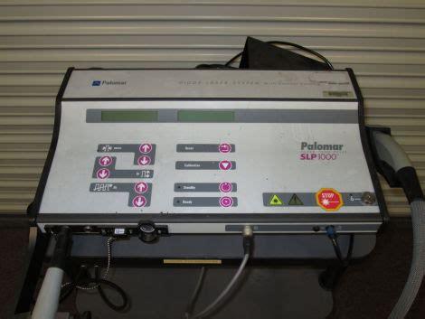 laser diode for sale used palomar slp1000 laser diode for sale dotmed listing 1846873