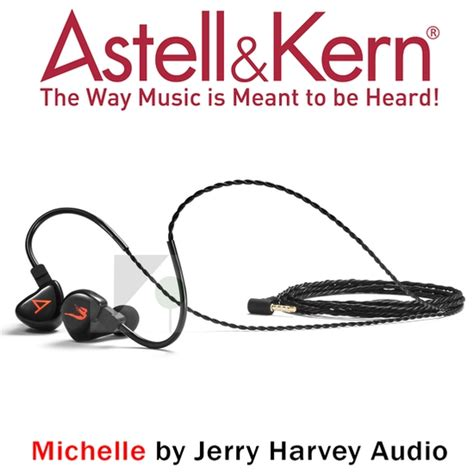 Astell Kern Layla Iem Earphone Headphone Jerry Harvey Audio by jerry harvey audio headphones layton audio