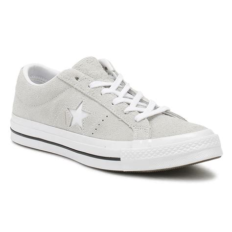 Converse Ox Premium Hq Premium 1 lyst converse one mens ash grey premium suede ox trainers in gray for