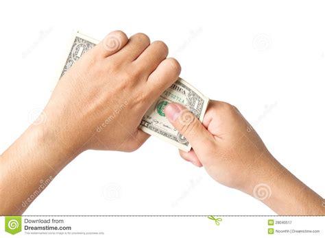 handling us money royalty free stock photography image 28040517