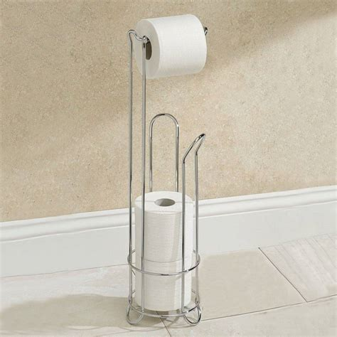 toilet paper stand electroplating stainless steel toilet paper holder