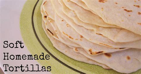 Handmade Tortilla - tortilla recipe keeprecipes your universal