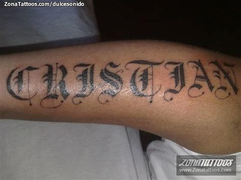 imagenes goticas para tatuajes tatuaje de letras nombres brazo