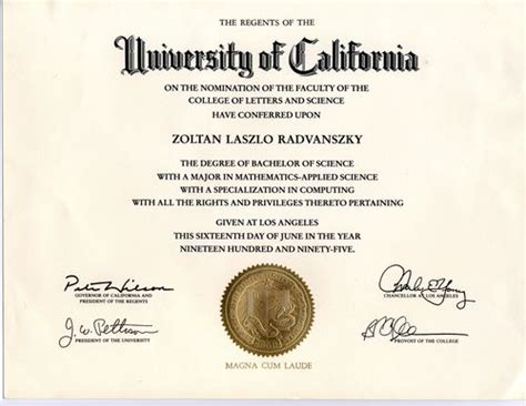 Dual Mba Cfp Program by Mba Degree Mba Degree In California