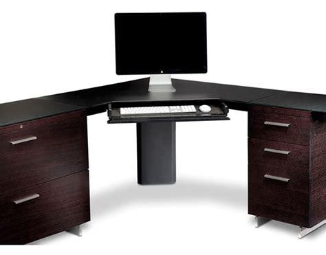 Corner Cabinet Desk Sequel Corner Desk Sarasota Modern Contemporary Furniture