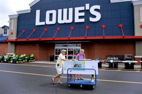 lowe s to take on home depot in norwalk stamfordadvocate