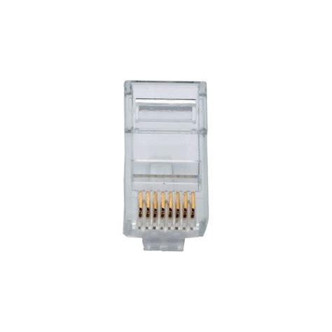 Conector Rj45 Cat 6 rj45 connector