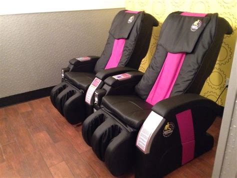planet fitness massage chairs massage chair for black card members only yelp