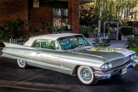 1961 Cadillac Convertible For Sale by 1961 Cadillac 62 For Sale 2055860 Hemmings Motor News