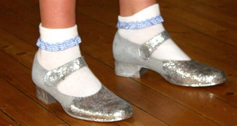 silver slippers wizard of oz silver slippers things you may not about the