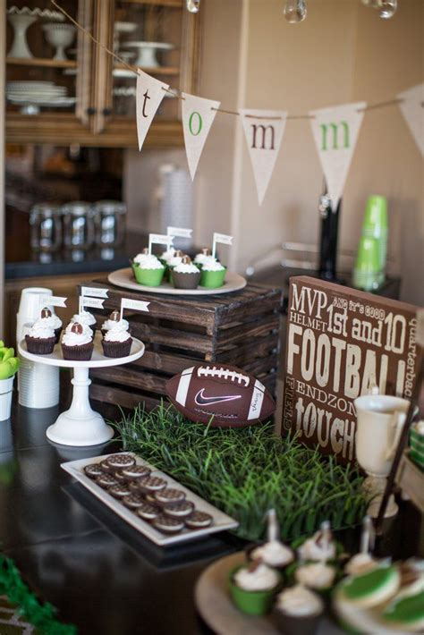 alabama football decor decorative accessories for the home tommy s football birthday party themed birthday parties