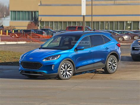 Ford Kuga 2020 by Ford Kuga 2020 Autoforum