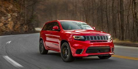 trackhawk price 2018 jeep grand trackhawk price release date