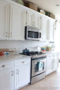 White Kitchen Cabinets Hardware The Moment You Ve Been Waiting For Our White Kitchen