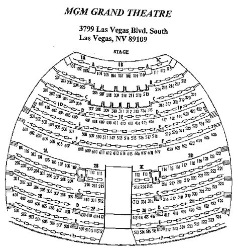 david copperfield theatre seating chart david copperfield tickets david copperfield vegas tickets