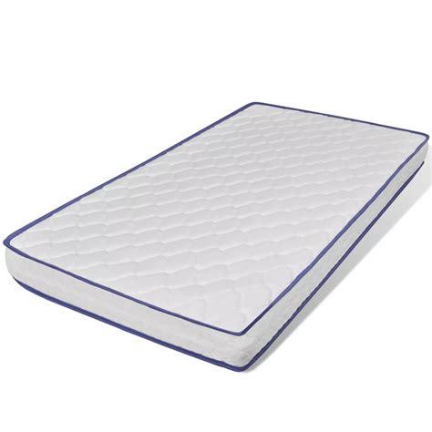 200 x 90 matratze holz einzelbett 200 x 90 cm mit memory foam matratze