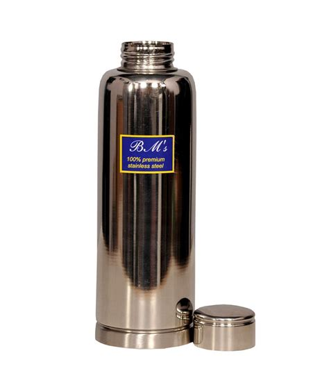 will stainless steel rust bm rust proof stainless steel 900 water bottles fridge
