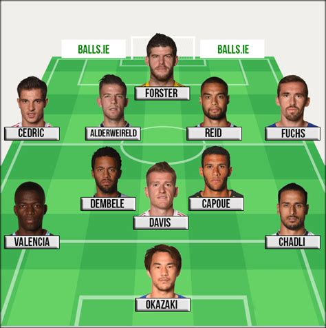 epl xi 2015 the premier league underrated xi 2015 16 a squad of