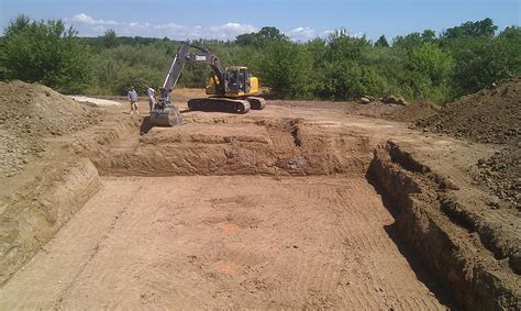 photos g f excavating inc