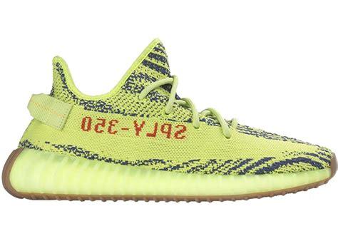 Adidas Yeezy 350 V2 Semi Frozen Yellow by Adidas Yeezy Boost 350 V2 Semi Frozen Yellow Stockx News