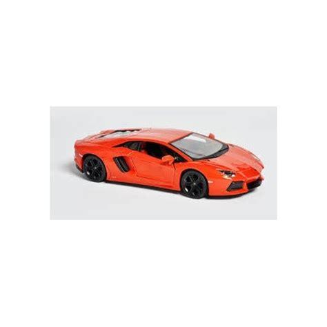 Die Cast Lamborghini Aventador maisto 1 24 lamborghini aventador lp700 4 orange mai