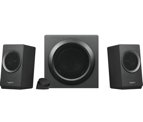 Speaker Laptop Logitech logitech z337 bluetooth 2 1 pc speakers with