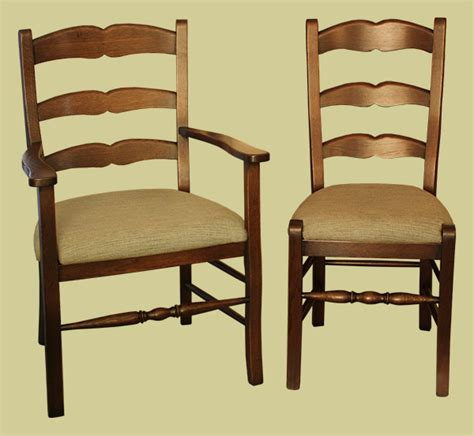 Country Style Upholstered Furniture by Upholstered Seat Country Chairs