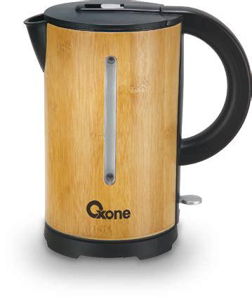 Harga Teko Listrik Oxone ox 950 bamboo electric kettle oxone situs belanja